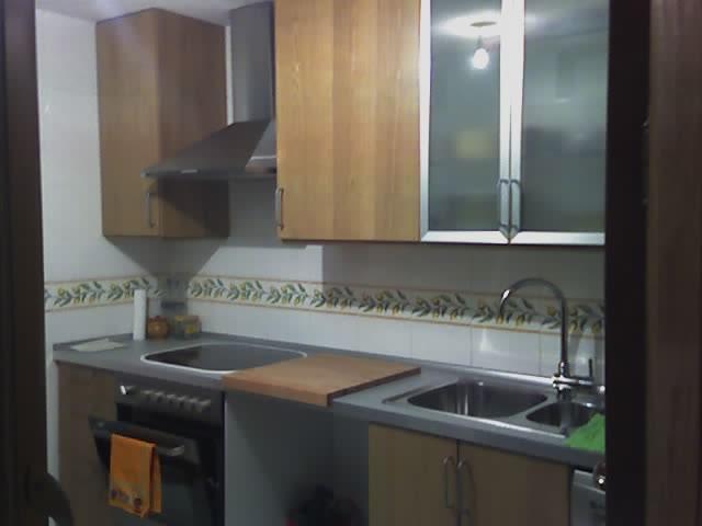 Diy cenefas adhesivas o como redecorar tu cocina desaforando - Cambiar la cocina ...
