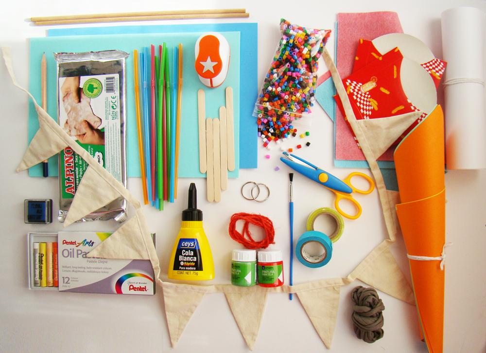kit niños handbox